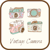 V.t Camera GO launcher theme