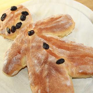 Stutenkerle Bread