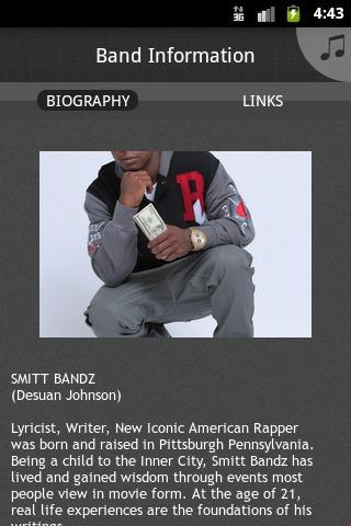 SMITT BANDZ - screenshot