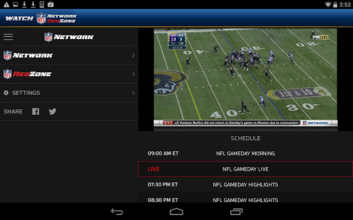 how to get nfl redzone for free