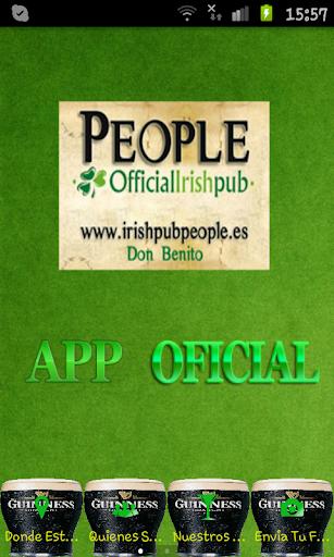 Irish Pub People