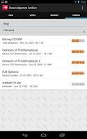 Screenshot of Doom idgames Archive