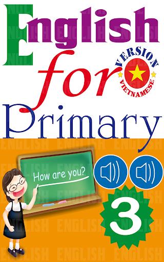 English for Primary 3 Viet Nam
