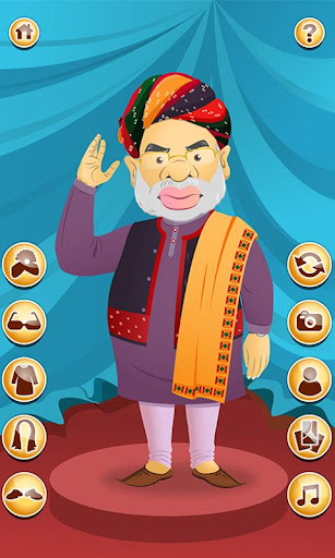 Narendra Modi Game - Modi fied