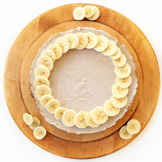 Raw Vegan Banana Cream Pie