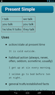 English Verbs Pro - screenshot thumbnail