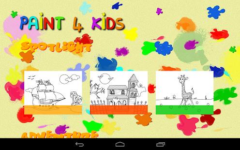 Paint 4 Kids - screenshot thumbnail