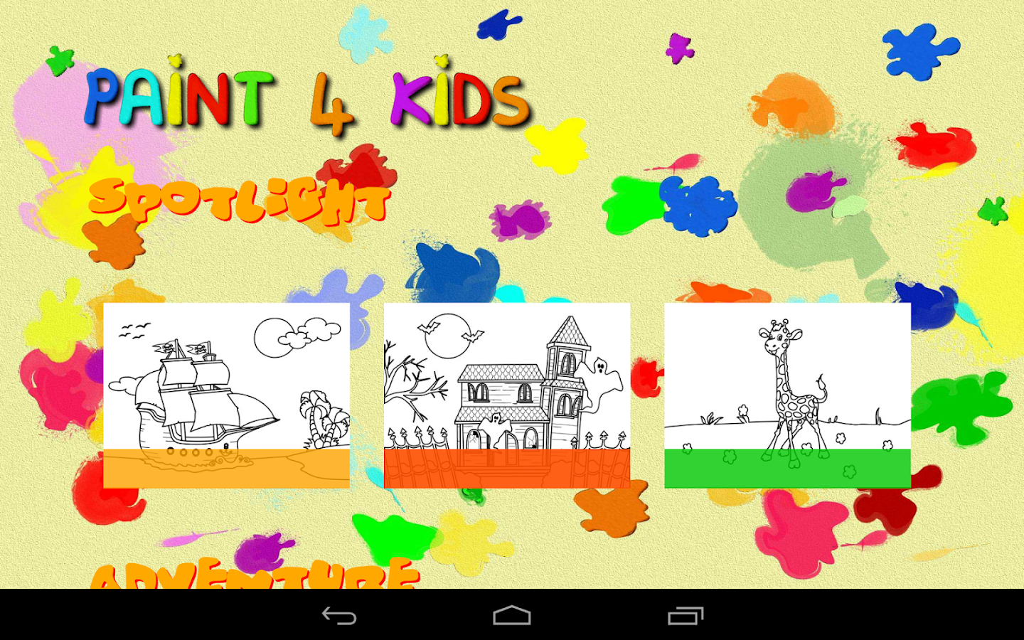 paint 4 kids android apps on google play
