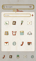 Screenshot of My Prince dodol launcher theme