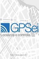 Screenshot of GPSei mobile
