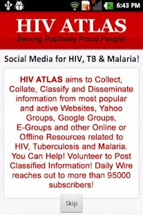 HIV ATLAS- screenshot thumbnail