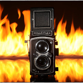 Rolleiflex by Bhong Sangalang - Artistic Objects Still Life ( still life )