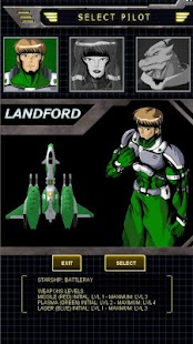 Battleray Starfighter Beta- screenshot thumbnail