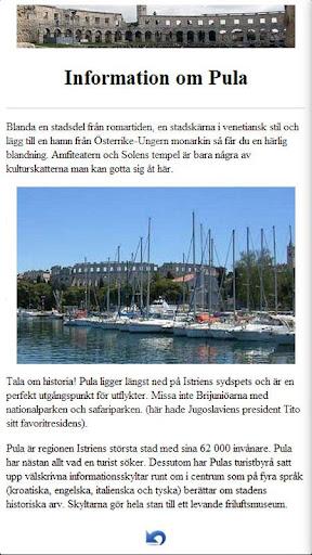 Pula Kroatien guide