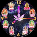 Ashta Lakshmi Diwali Clock icon