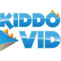 KiddoVid Free Kids Movies icon