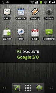 DaysUntil Widget- screenshot thumbnail