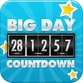 Big Day of Our Lives Countdown