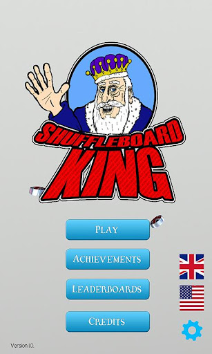 Shuffleboard King
