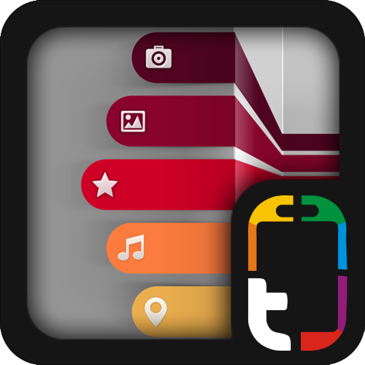 3Dのテーマ 個人化 App LOGO-硬是要APP