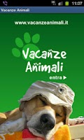 Screenshot of Vacanze con Animali e Cani