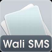 Wali SMS Theme: Grey
