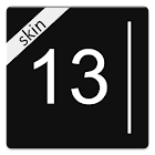 Sensitive Rounded SCW Skin icon