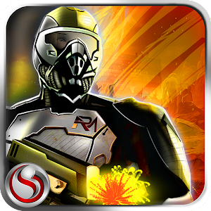 RoboMan - 外星人的戰爭 動作 LOGO-阿達玩APP