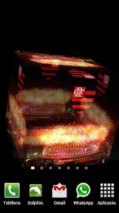 3D Flamengo Fundo Animado - screenshot thumbnail