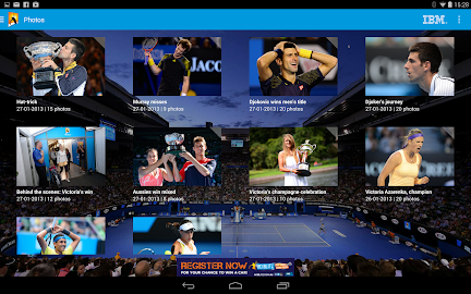 Australian Open Tennis 2016 Screenshot 19