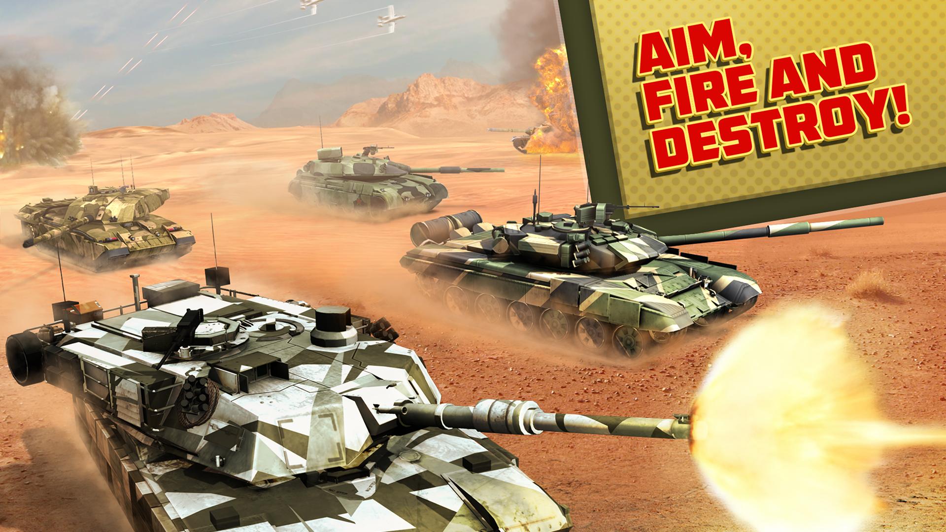 Boom! Tanks screenshot #1