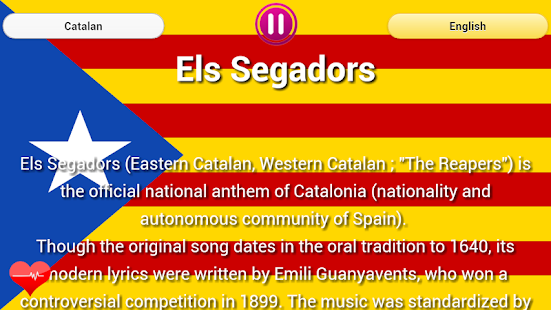 Anthem Catalonia - Barcelona screenshot