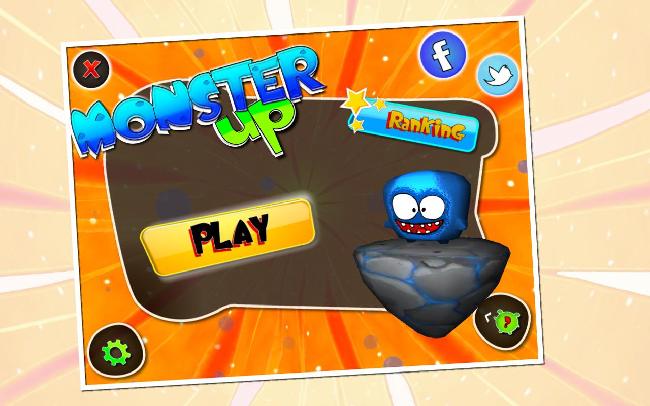 Monster Up - screenshot