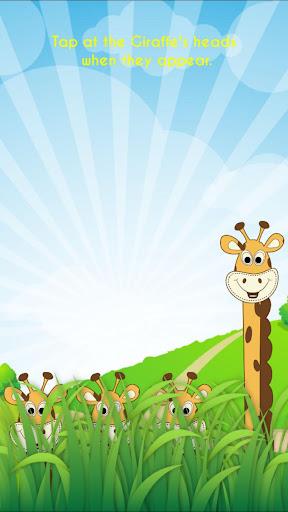 Giraffe Head Tap