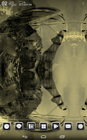 Screenshot of HYEONUI LE Atom theme (free)