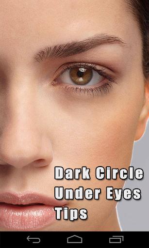 Dark Circle Under Eyes Tips