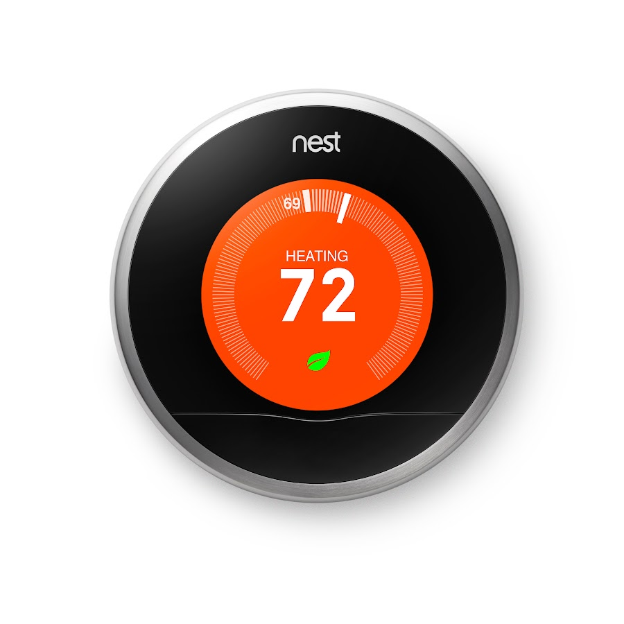 Nest Learning Thermostat - screenshot