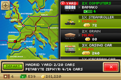 Pocket Trains Screenshot 2