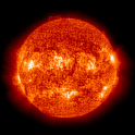 Live sun wallpaper icon