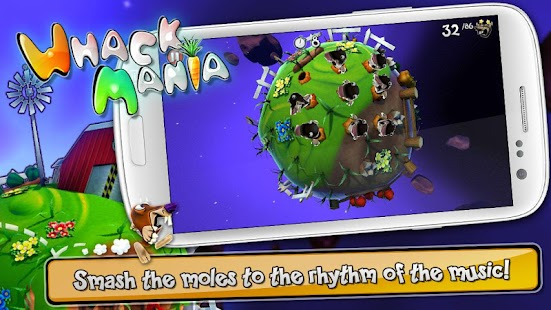 Whack Mania - screenshot thumbnail