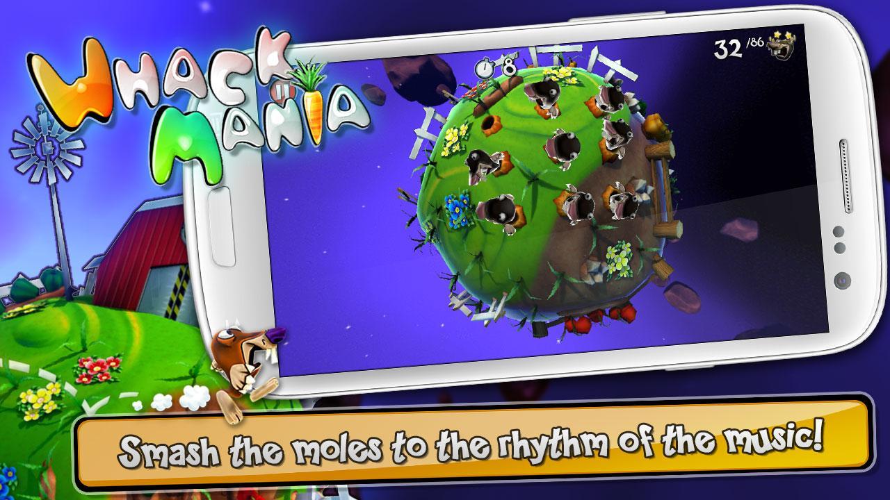 Whack Mania - screenshot