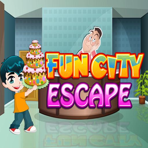 550-FunCity Escape 解謎 App LOGO-硬是要APP