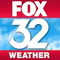 FOX 32 Weather icon