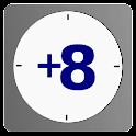 PlusEight logo