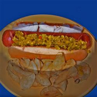 Hot Dog Relish