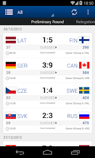 2014 IIHF - screenshot thumbnail
