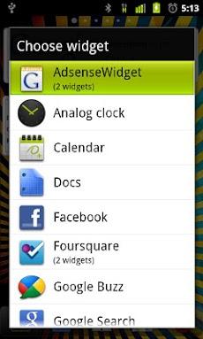 Adsense Widgetのおすすめ画像4