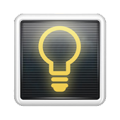 Flashlight Small App Free