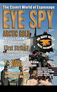 Eye Spy Magazine - screenshot thumbnail