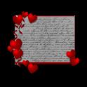 Lettre d'amour icon
